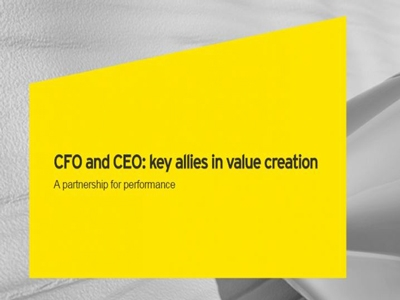 Could CFOs become redundant?